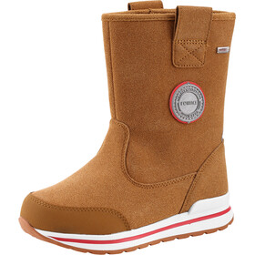Reima Dome Boots Kids cinnamon brown